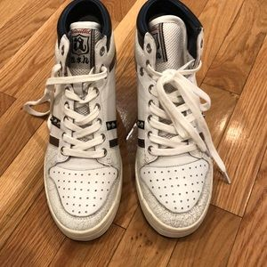 Ash wedge sneakers NWT
